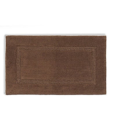 Noble Excellence Egyptian Cotton Reversible Bath Rug