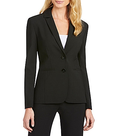 Antonio Melani Annabelle Notch-Collar Jacket