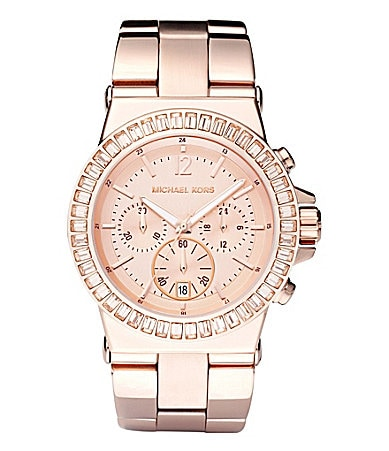 Michael Kors Belair Chronograph Watch
