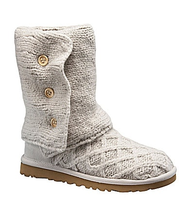UGG Australia Women's Lattice Cardy Boots