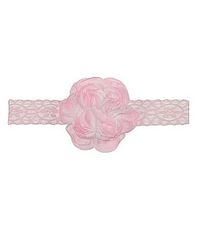 Starting Out Flower Lace Headband