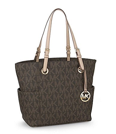 MICHAEL Michael Kors East-West Signature Tote