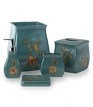 J. Queen New York Key Largo Bath Accessories