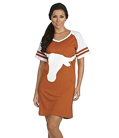 Emerson Street  University of Texas Nightshirt