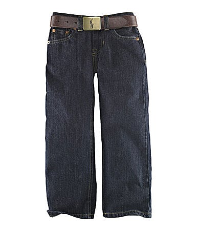 Ralph Lauren Childrenswear 2T-7 Slim-Fit Jeans