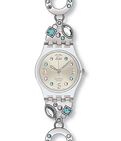 Swatch Menthol-Tone Watch