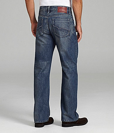 Ecko Unlimited Exception Loose-Fit Jeans