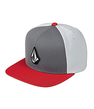 Volcom El Stone Adjustable Snap-Back Hat