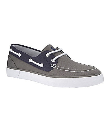 Polo Ralph Lauren Lander Canvas Boat Shoes
