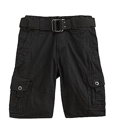 Request Jeans 4-7 Twill Cargo Shorts
