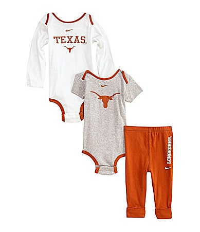 Nike Infant Texas Longhorns Creeper-Pants Set