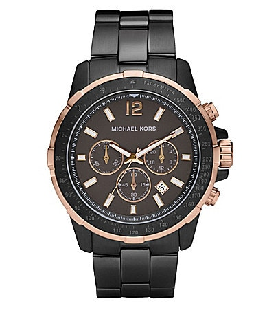 Michael Kors Men�s Grayson Chronograph Watch