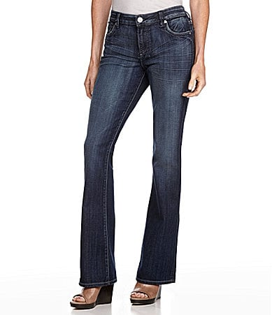 KUT from the Kloth Grace Baby Flare Bootcut Jeans