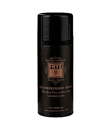 Frye Leather Care Weatherproof Spray