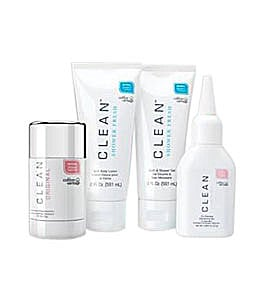 Clean 4-Piece Essential Collection