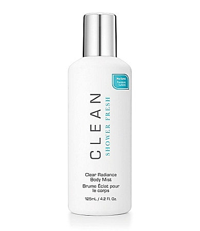 Clean Shower Fresh Clear Radiance Body Spray