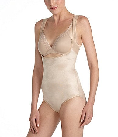 TC Fine Shapewear Even More Wonderful Edge Torsette Bodysuit