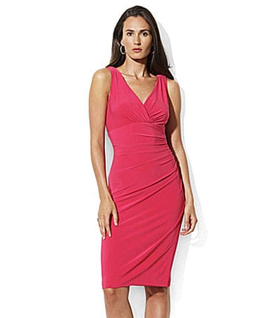 Lauren Ralph Lauren Empire-Waist Dress