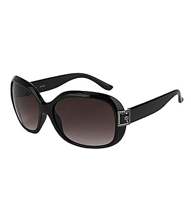 Guess Oversized Ladies Sunglasses
