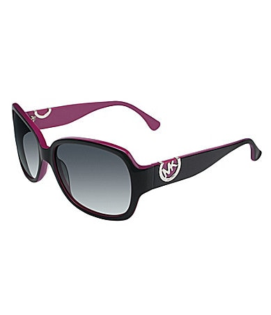 MICHAEL Michael Kors Grenadines Oversized Sunglasses