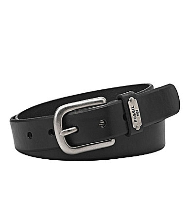 Fossil Logo-Keeper Belt