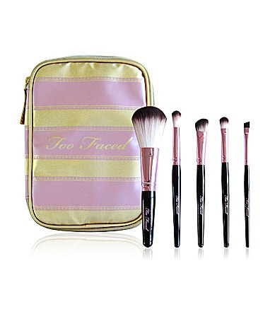 Too Faced Teddy Bear Hairs Brush Set