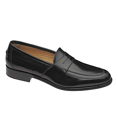 Johnston & Murphy Vauter Penny Loafers