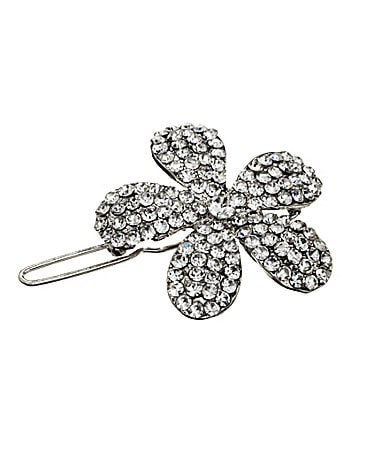 Anna & Ava Big Crystal Daisy Hair Barrette