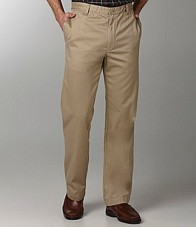 Cremieux James Flat-Front Chino Pants
