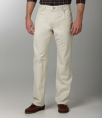 Cremieux Austin 5-Pocket Twill Pants