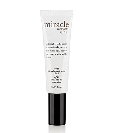 philosophy miracle worker moisturizer SPF 55