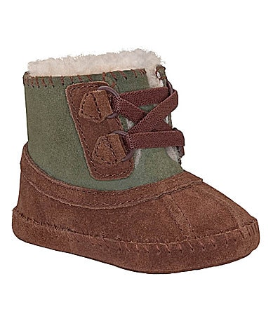 UGG Australia Infants Arly Crib Shoes