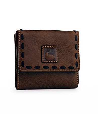 Dooney & Bourke Leather Credit Card Wallet