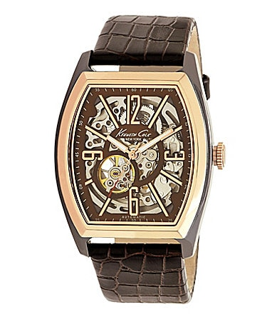 Kenneth Cole New York Jeweled Automatic Watch