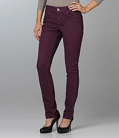 DKNY Jeans Soho Colored Skinny Jeans