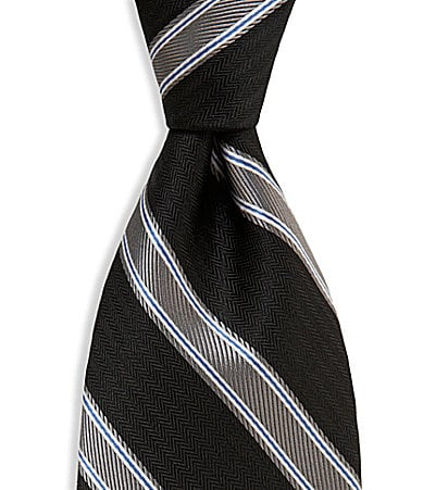 Cremieux Striped Tie