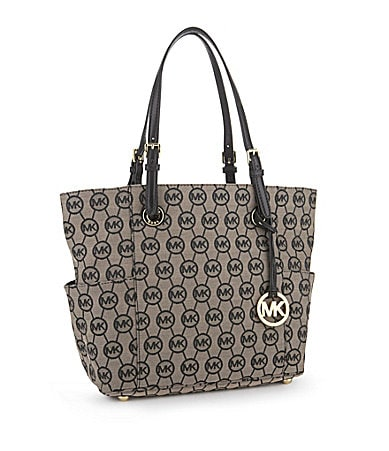 MICHAEL Michael Kors Jet Set East-West Signature Tote