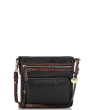 Brahmin Tuscan Collection Cleo Cross-Body Bag
