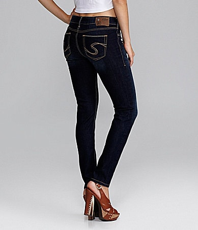 Silver Jeans Co. Suki Jeggings