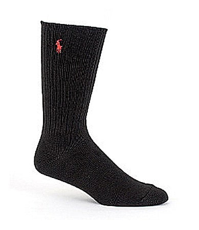 Polo Ralph Lauren Big & Tall Classic Crew Socks