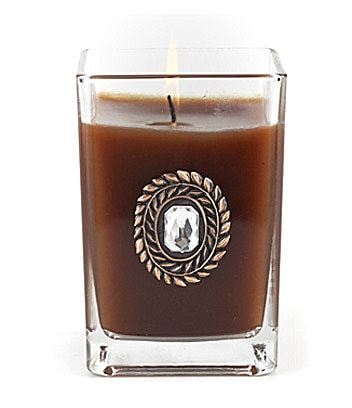 Aromatique Cinnamon Cider Medium Cube Candle