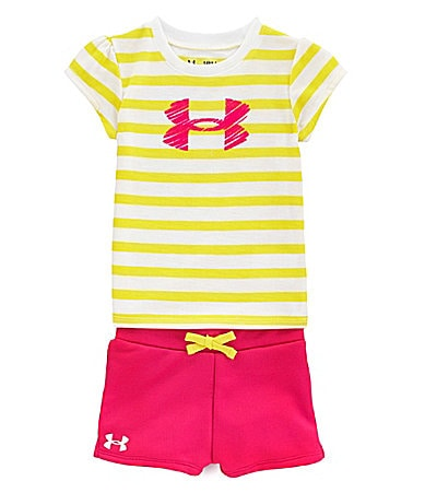 Under Armour Infant Logo Shorts Set