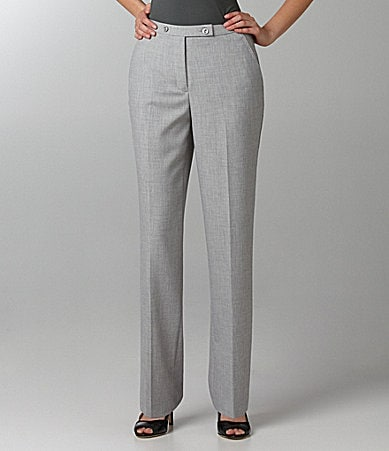 Investments Petites MADISON AVE fit Menswear Pants