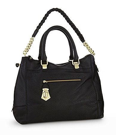 Steve Madden Upper East Side Chain Satchel