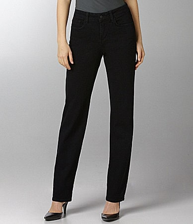 Not Your Daughter�s Jeans Marilyn Straight Leg Jeans