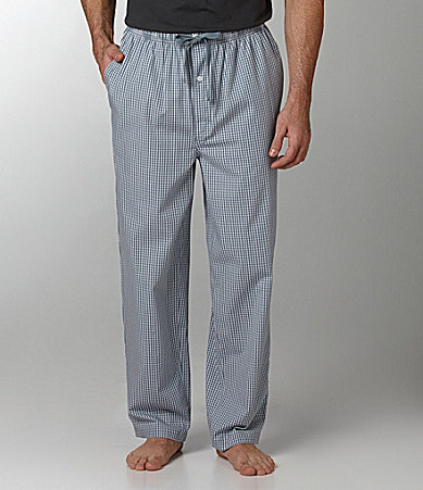 Roundtree & Yorke Plaid Pajama Pants