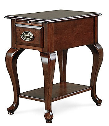Lane Salon Recliner Mate Accent Table