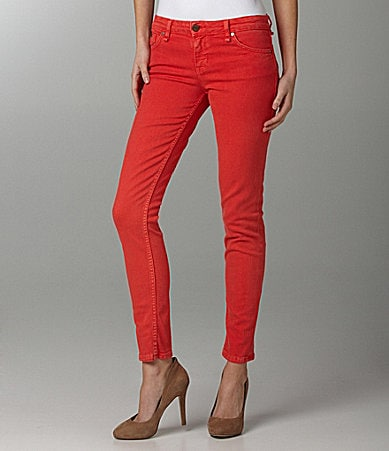 Sanctuary Clothing Charmer Colored Skinny Jeans
