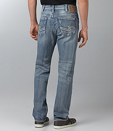 Silver Jeans Co. Grayson Heritage Relaxed Fit Jeans