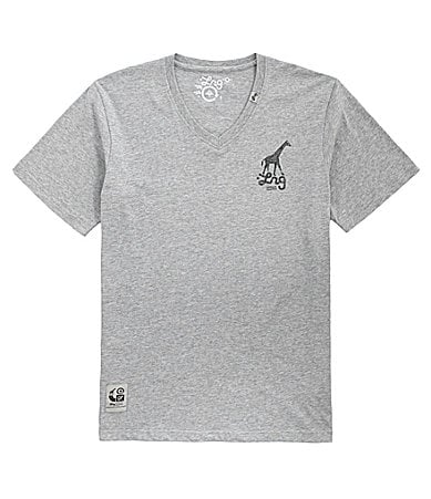 LRG Graphic V-Neck Tee